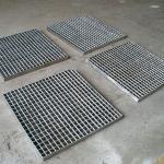 Grelha em aço inox para cozinha industrial