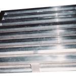 Rack de aço inox